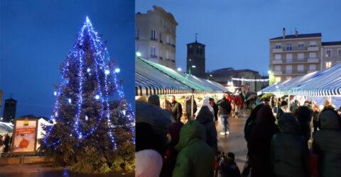 visuel marché Noël