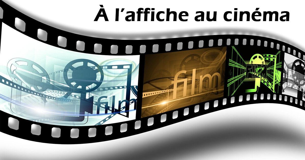Les affiches au cinéma