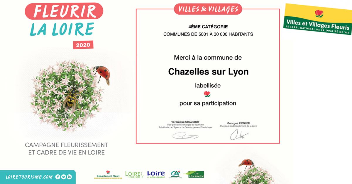 Visuel label fleurissement
