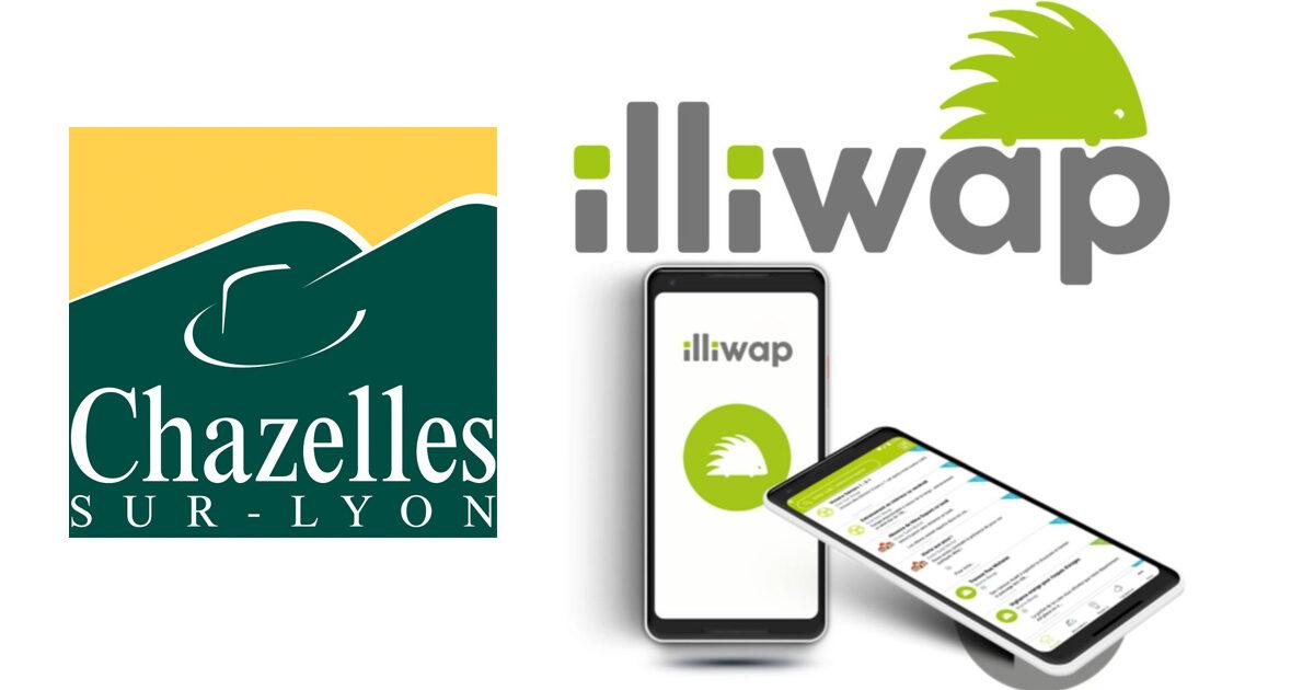 Visuel application illiwap