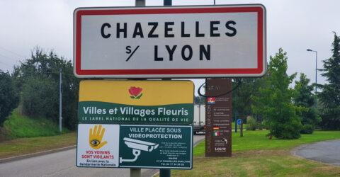 Visuel panneau entrée de ville